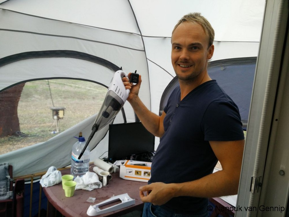 camping in Portugal