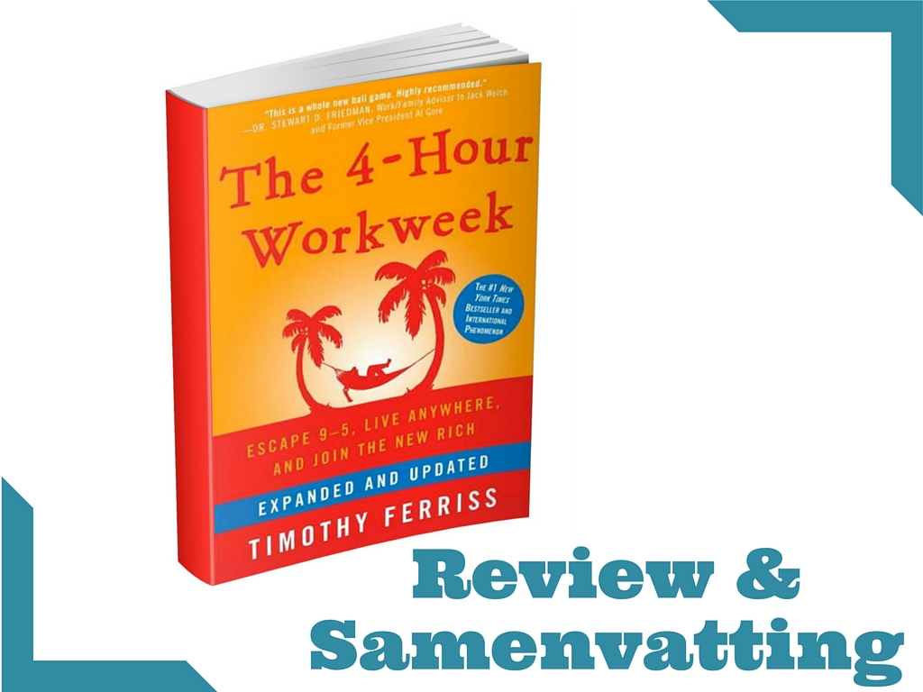 Tim Ferriss 'The 4 hour work week' | review en samenvatting