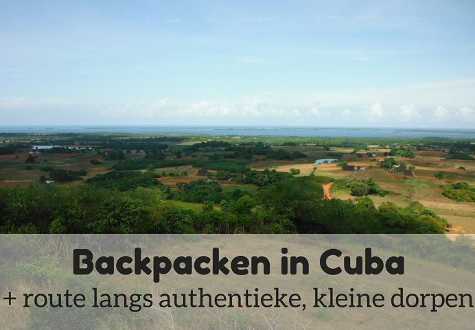 Backpacken in Cuba featured image klein